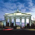 Das Brandenburger Tor in Berlin